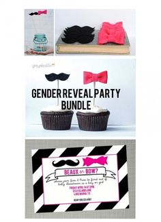 Throwing a Gender Reveal Party: Themes, Games, Decor and More!