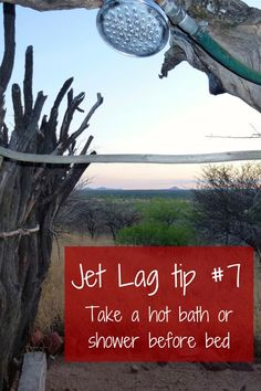 Avoid jet lag: 7 pratical tips to make most of your first vacation days