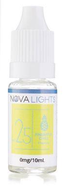 No. 25 Nova Lights Pineapple Chill.