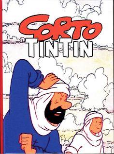 Les Aventures de Tintin - Album Imaginaire - Corto Tintin