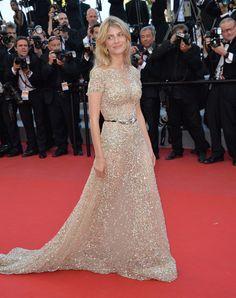 Melanie Laurent by zuhair murad, Cannes 2015