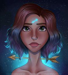 Sagittarius by Deoxy Diamond