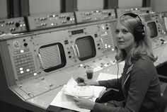 Frances Northcutt, 25. she planned Apollo 8 landing orbit and designed the landing stage engine.