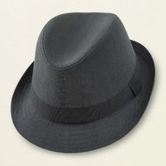 plaid fedora, item# - 00409051787852, m(7-8yr), black, $12.95