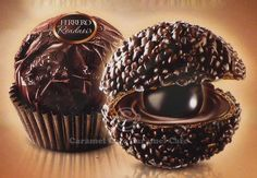 Ferrero Rondnoir D Definitely Not Tresor Dore Xd Foodz And
