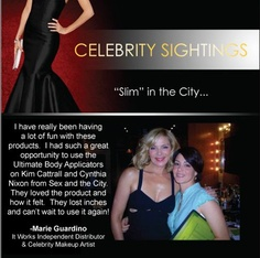 Even celebrities know & trust this crazy wrap thing! #itWorks jmverducci.myitworks.com