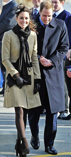 Kate Middleton, Duchess Catherine and Prince William. ♥