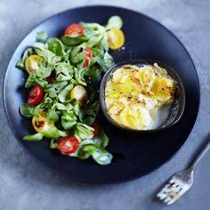 Koche jetzt Kartoffelgratin mit Salat in 60 und entdecke zahlreiche weitere Weight Watchers Rezepte. Diet Recipes, Healthy Recipes, Food Pictures, Low Carb, Eat, Cooking, Breakfast, Ethnic Recipes, Skinny Kitchen