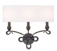 Pawling 3 Light Wall Sconce