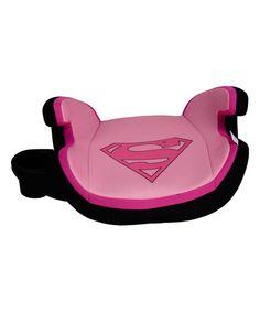 kids embrace batgirl no back booster seat pink kid love and love this. Black Bedroom Furniture Sets. Home Design Ideas
