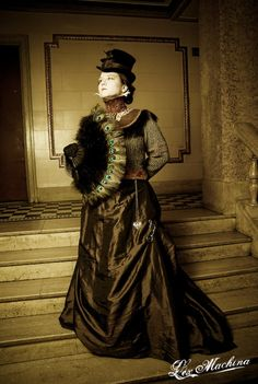 Really good article - Rule Three | The 6 Rules Of Steampunk Fashion