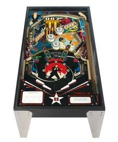 007 Pinball Coffee Table