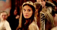 """forbescaroline: """"""""Female Awesome Meme Female Characters Who Deserved Better: Lady Kenna. Bash And Kenna, Kenna Reign, Lady Kenna, Ashara Dayne, Reign Over Me, Film Manga, Caitlin Stasey, Look At Her Now, Aesthetic Gif"""