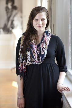 Patricia Garcia, B.F.A. fashion student, Fairfax, Virginia  http://www.scad.edu/fashionshow/  #SCADFashion