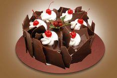 CHOCOLATE ART CAKE