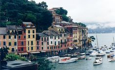 Altro punto di vista della splendida Portofino
