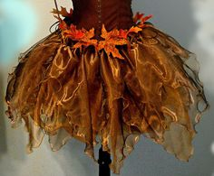 Adult Fairy Costume The SONGBIRD FAERIE by FairyNanaLand on Etsy