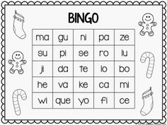 This Week In Intervention: Spanish Reading Fluency Ladders and Bingo - Learning at the Primary Pond