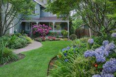 Landscape architectural design has great aesthetic value of Front Yard Garden Landscaping Design Ideas And Remodel. Landscape design is identical to environmental-style open spaces that combine various interactions and factors [ … ] Landscaping Supplies, Front Yard Landscaping, Backyard Landscaping, Landscaping Ideas, Residential Landscaping, Landscaping Contractors, Landscaping Software, Landscaping Melbourne, Gardening