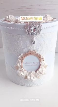 Card Box Wedding from StayWithAnn Custpm order Wedding Crafts, Wedding Themes, Diy Wedding, Wedding Flowers, Dream Wedding, Wedding Decorations, Money Box Wedding, Card Box Wedding, Rose Gold Wedding Jewelry