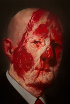 Ken Currie is one of Scotland's most influential artists. His work deals with how the human body is affected by illness, aging and injury, as well as with social, political and philosophical issues.
