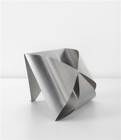 "MARIA PERGAY ""Enveloppe"" Magazine Holder, circa 1968"