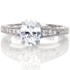 Ferrara - Knox Jewelers - Minneapolis Minnesota - Hand Engraved Engagement Rings - Large Image