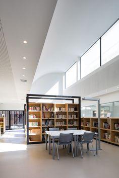 Professional & Technical High School – CFA / Hessamfar & Vérons