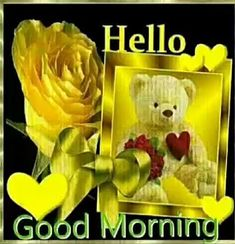 Teddy Bear Tuesday Quotes Good Morning, Good Morning Images, Morning Post, Bear Art, Sai Baba, Morning Greeting, Dil Se, Birthday Wishes, Birthdays