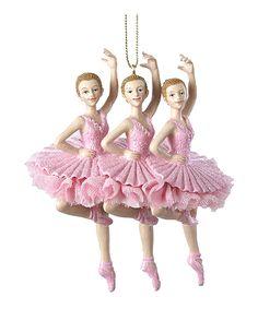 Nutcracker Ballerinas Ornament   Daily deals for moms, babies and kids