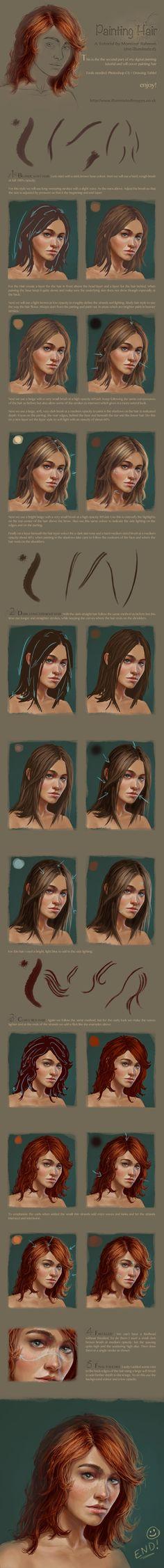 Portrait Painting Tutorial