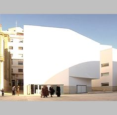 Álvaro Siza, inauguración en Ceuta - Arquitectura Viva · Revistas de Arquitectura