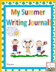 Skills: Children will practice a variety of writing formats. They will create favorite lists, forms of poetry with templates, narratives, information pieces like all abouts and how tos. Students will also create letters and communicate with their teacher through writing.  $5.99
