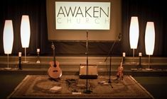 Easter Stage Set at Awaken | Awaken Church