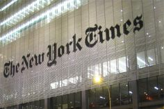 The New York Times:  Running Faster and Faster to Stay in the Same Place | Gigaom 10/26