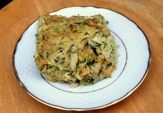 Home Cooking with Sonya: Cheesy Zucchini Casserole