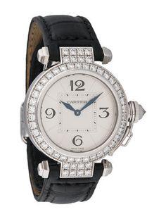 Cartier Diamond Pasha