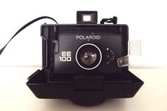 Polaroid EE100 via POLARISMUS. Click on the image to see more!