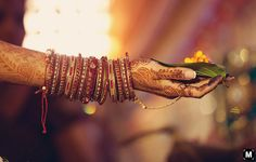 I love Indian weddings. The colors, the details, the beauty.