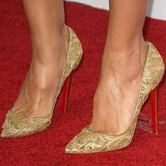 Heidi Klum shoes | ... last time, we are endlessly intrigued by Heidi Klum's shoe choice