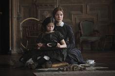 Jessamine and Azalea in mourning??..(Jane and Adele)