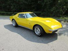 1971 Chevrolet Corvette LT1 Kiralamak İstiyorsanız Hemen Tıklayınız Nostalji Zamanı www.rentacarantalya.net