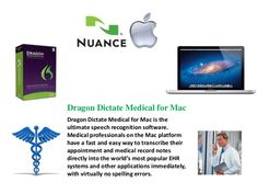 Dragon Dictate Medical for Mac Upgrade Product Overview - If you would like to learn more visit http://www.knowbrainer.com or call 615-884-4558