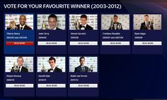 The PFA is celebrating 40 years of the PFA Players' Player of The Year Award, but of the 35 winners to have lifted the trophy, who was the greatest of all? Thierry Henry, Van Persie, Wayne Rooney, Steven Gerrard, Gareth Bale, 40 Years, Cristiano Ronaldo, Celebrities, Celebs