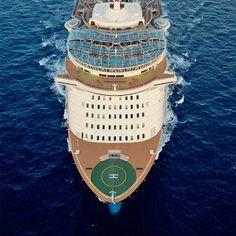 Allure of the Seas.