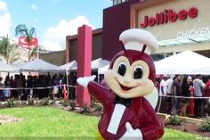 Netizens are speculating whether the Filipino fast food mascot Jollibee will show up in the upcoming installment of the popular fighting game series Tekken. Jollibee, Fighting Games, Pinoy, Mickey Mouse, Abs, Lifestyle, Crunches, Abdominal Muscles, Killer Abs