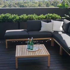 #landscapedesign #gardendesign #balconydesign #lifeoutdoors #outdoorentertaining
