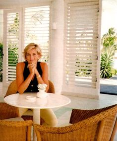 Diana, former Princess of Wales