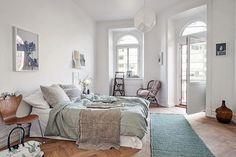 Reciclado en el dormitorio | Decorar tu casa es facilisimo.com