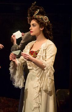 Julia just left phantom, but she did quite alot when she was in the Phantom company.